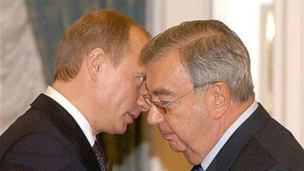 Юмашев: Примаков пытался дважды уволить Путина с поста директора ФСБ