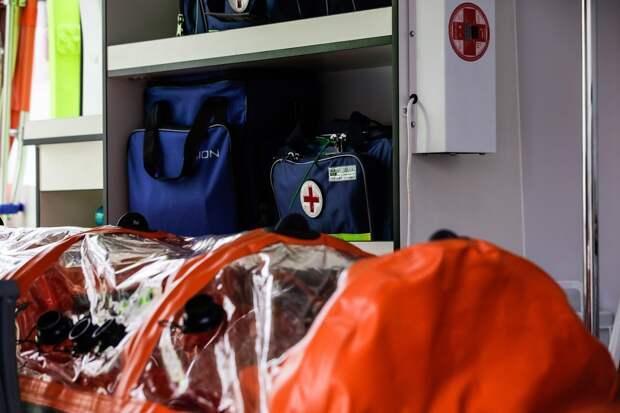 В Крыму умер ещё один пациент с коронавирусом