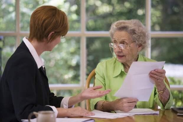 Мать завещала свою квартиру внучке, но дочь намерена судиться за долю