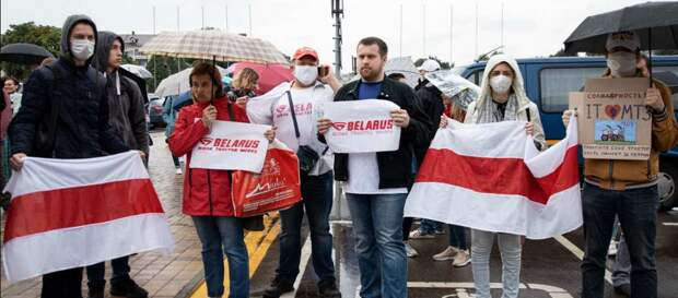 Протесты в Белоруссии сходят на нет – Лавров
