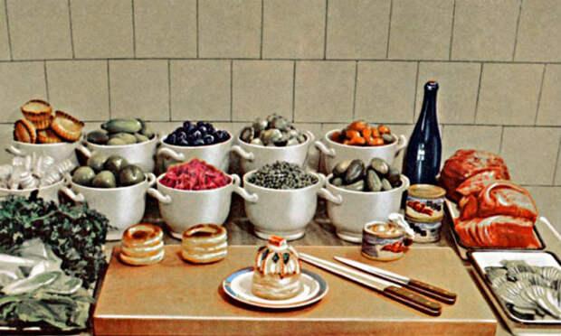 Советские продукты, которые безвозвратно исчезли