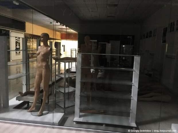 Внутри «мёртвого» «Муссона»