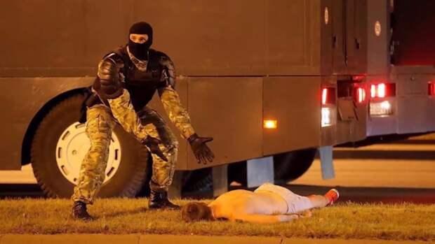 Ставший героем мемов белорусский боец рассказал, что происходило на снимке