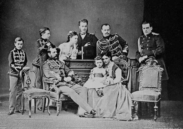 Великие истории любви. Александр II и Екатерина Юрьевская