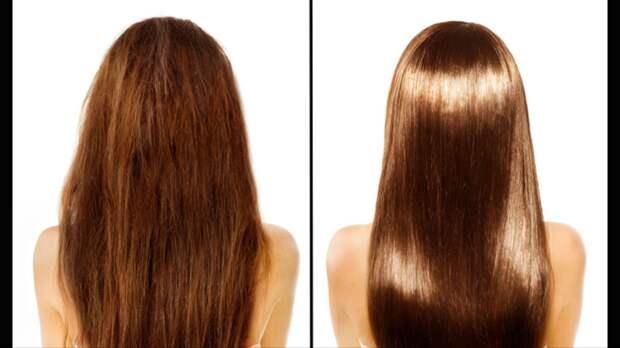 Ровные волосы как шелк на протяжении 2 недель: этот новый способ домашнего ламинирования волос