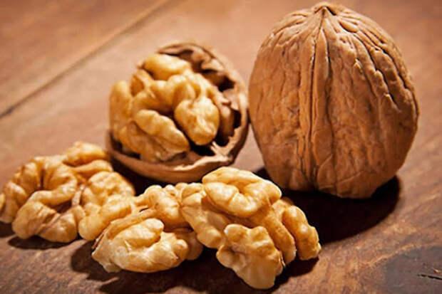 Грецкие орехи - залог долгой жизни