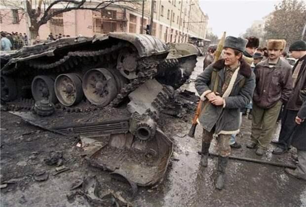 Первый штурм Грозного в ноябре 1994-го. Как это было?