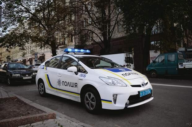 Полиция Украины ликвидировала угонщика, захватившего заложника