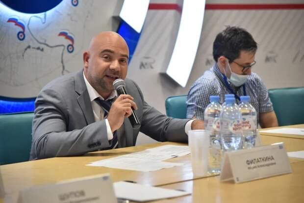Тимофей Баженов: «Беспроцентные кредиты на образование дадут шанс молодым людям на достойную жизнь»