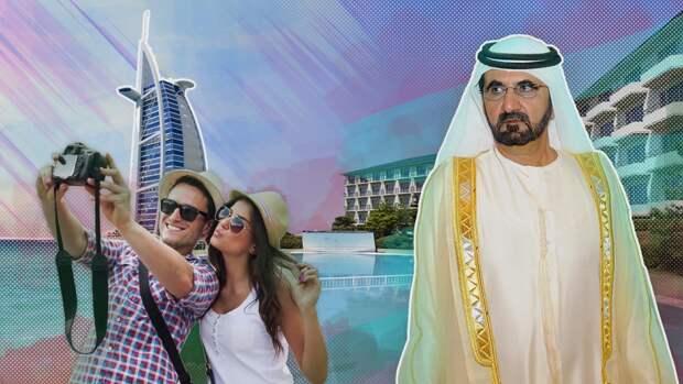 Отдохнуть от коронавируса: как ОАЭ добиваются внимания туристов