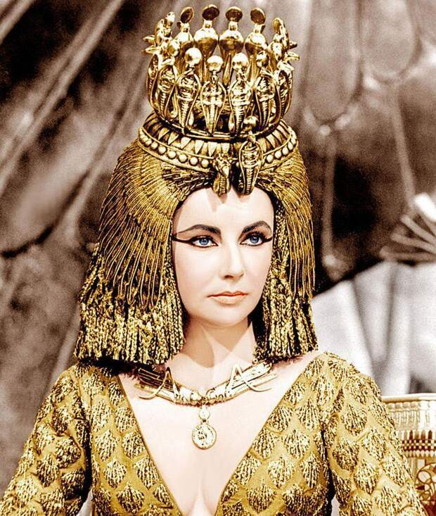 Ярчайшие образы Клеопатры в кино