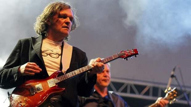 Эмир Кустурица и его рок-группа