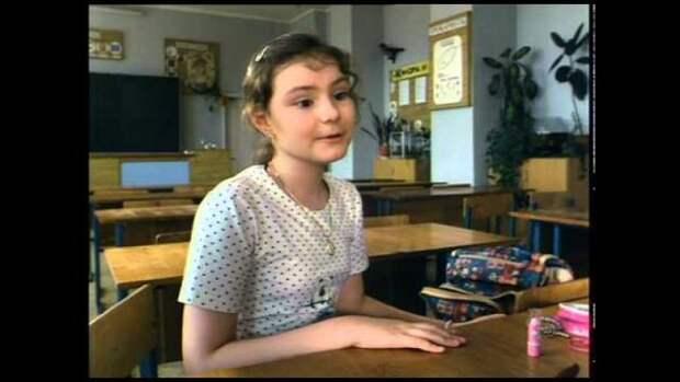 Полина Ртищева в Ералаше
