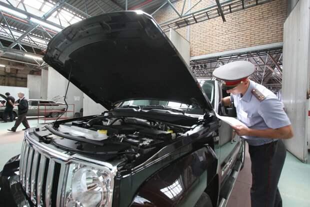 Ответственность за непрохождение техосмотра станет жестче для всех автовладельцев. Новости на 19.07.21