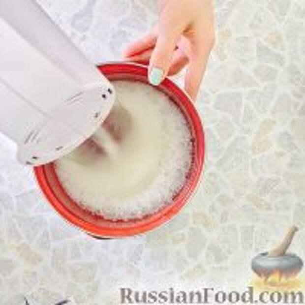 """Фото приготовления рецепта: Кефирный торт """"Деревенский"""" - шаг №6"""