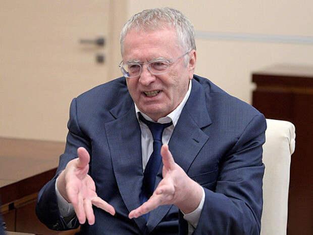 Жириновский призвал присоединить Армению, Азербайджан и Белоруссию к России