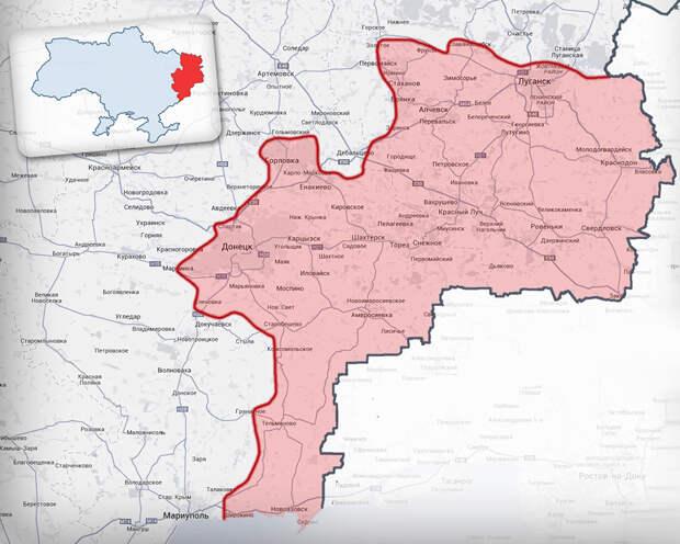 Республики Донбасса в ближайшем будущем могут войти в состав РФ — Александр Бородай