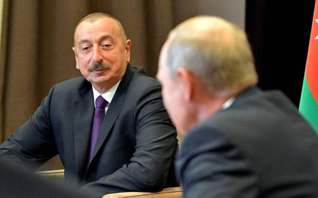 Дипломатический блицкриг России: Алиев был вынужден принять условия Путина