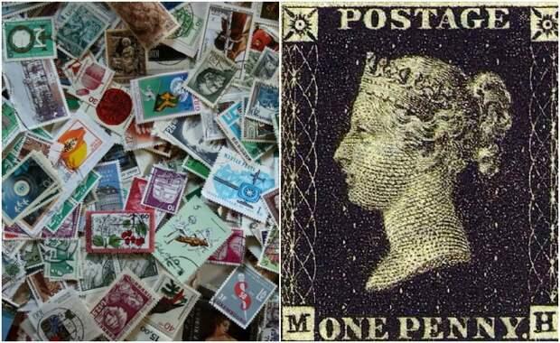 Как появились почтовые марки, и почему некоторые из них стоят целое состояние