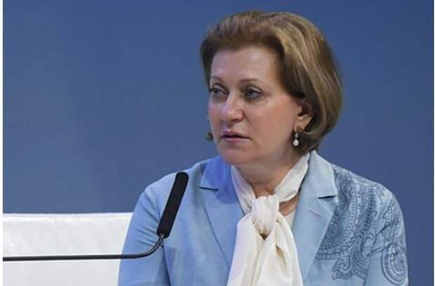 Попова рассказала о прогнозах циркуляции вирусов гриппа