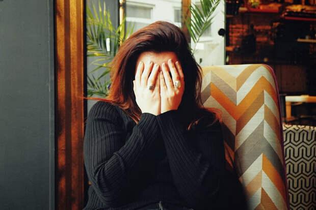 7физических симптомов депрессии