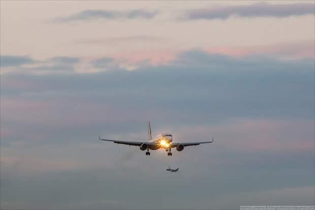 Фоторепортаж Марины Лысцевой ко Дню авиадиспетчера