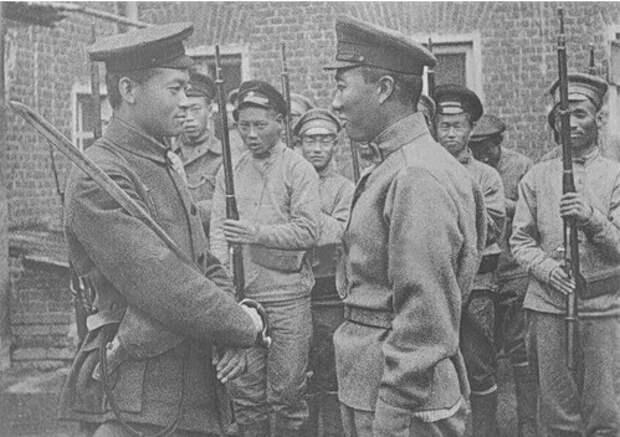 Почему китайские наёмники были главными «отморозками» у большевиков