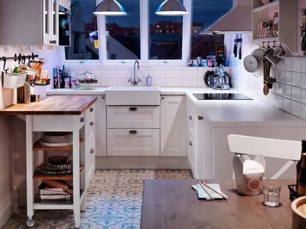 ДИЗАЙН. ДЕКОР. УЮТ. Частые ошиби в дизайне маленькой кухни