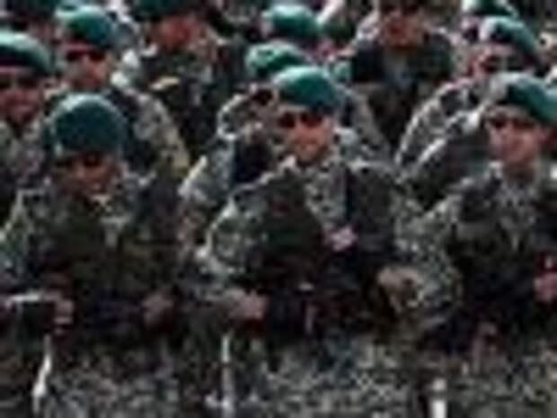 СМИ насчитали две тысячи иранских военных в Ираке