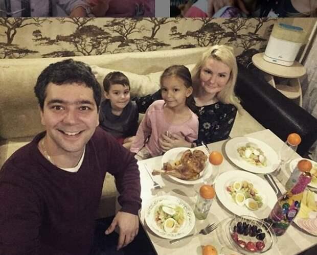 Полина Ртищева счастливая мама троих детей