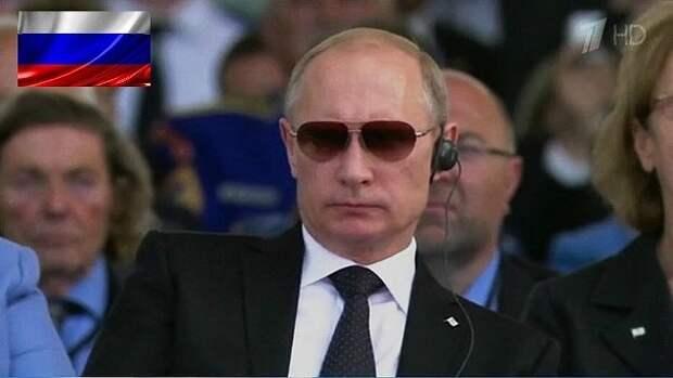 «Путин невыносим!» (статья во французской газете «Liberation»)
