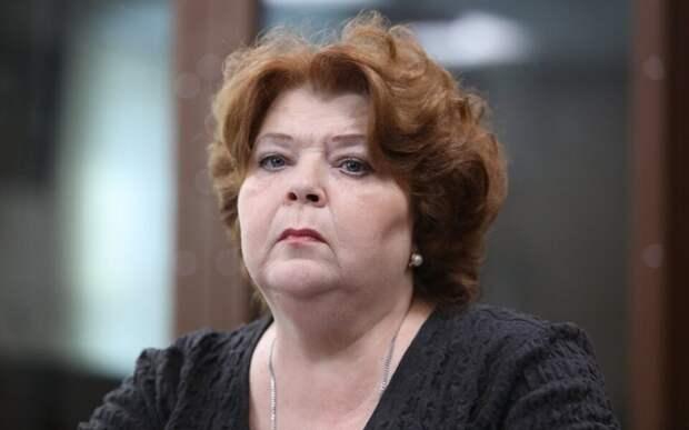 Экс-бухгалтера «Седьмой студии» Нину Масляеву освободили от наказания за фактическим отбытием