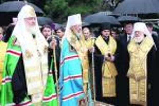 Операция «Драбинко» и другие – в войне против Православия