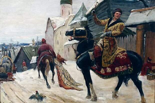 «1490 человек ручным усечением». Зачем Иван Грозный разгромил Новгород