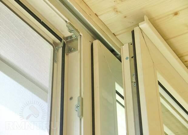 Нестандартные решения в открывании окон и дверей