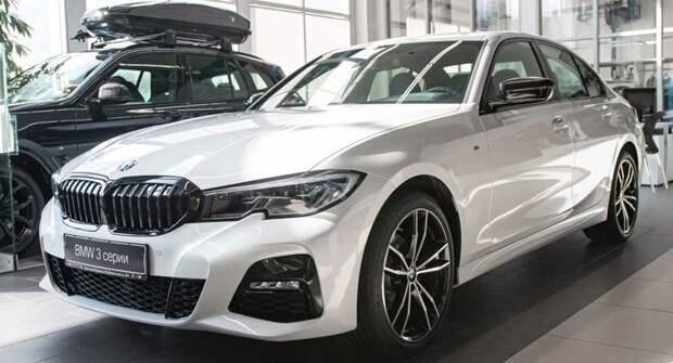 В Японии представительство BMW заставляло дилеров покупать авто