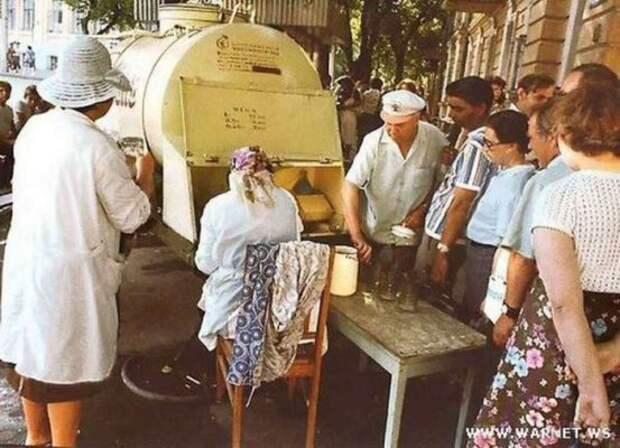«Деликатесы» родом из Советского Союза