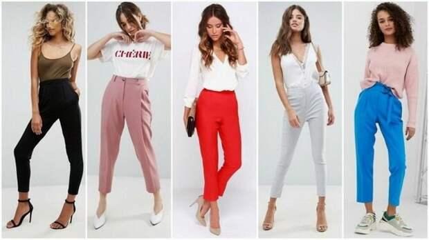 Выбираем брюки весна-лето 2021: ТОП-10 лучших моделей сезона