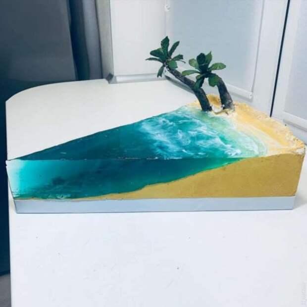 Уникальные торты от кондитера-самоучки Кристины Дольник