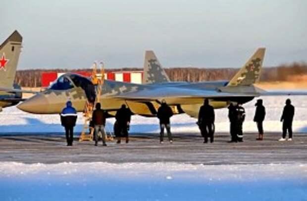 Россия получила превосходящий F-35 истребитель