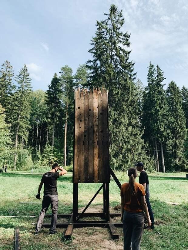 Новый арт-объект появился в парке Кирова в Ижевске