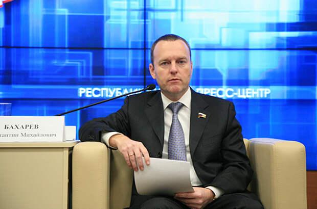 Бахарев: Госдума поддержала крымских виноделов