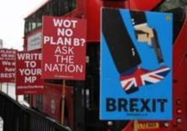 Британия перенесла Brexit