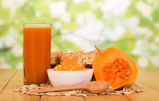 Магний, содержащийся в мякоти и семенах тыквы, способствует выработке гормона мелатонина, который регулирует циклы сна и помогает заснуть