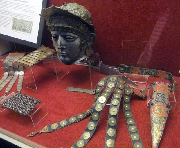 Виндоланда: здесь жили римские солдаты