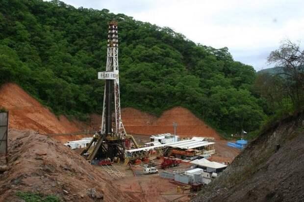 Геологоразведка нефть газ ГРР