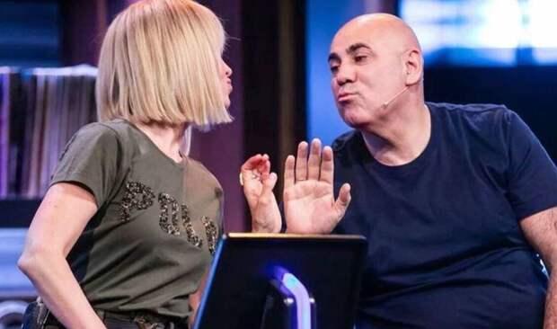 Продюсер Пригожин заявил о готовности Валерии стать матерью