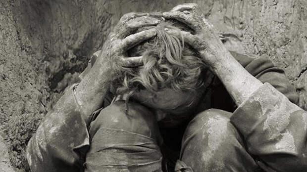 Контузия - страшная и очень распространенная травма во время войны. |Фото: lavozdegalicia.es.
