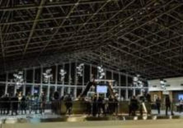 В аэропорту Внуково появится бар с видом на взлетную полосу