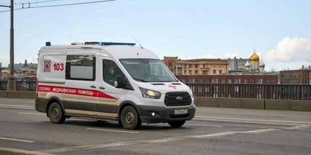 Собянин осмотрел новую подстанцию Скорой помощи на северо-востоке Москвы/ Фото mos.ru
